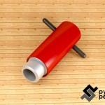 Фильтр топливный поточный ФТП