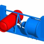 Установка утилизации бытовых баллонов УУБ