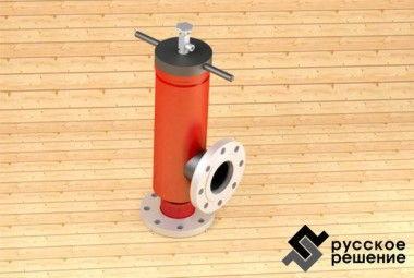 Фильтр сжиженного газа стационарный ФГС Ду 80