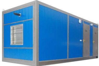 Телекоммуникационный контейнер для телекоммуникационного оборудования